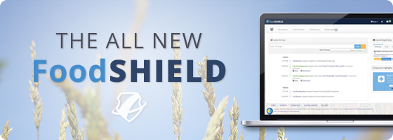The All New FoodSHIELD